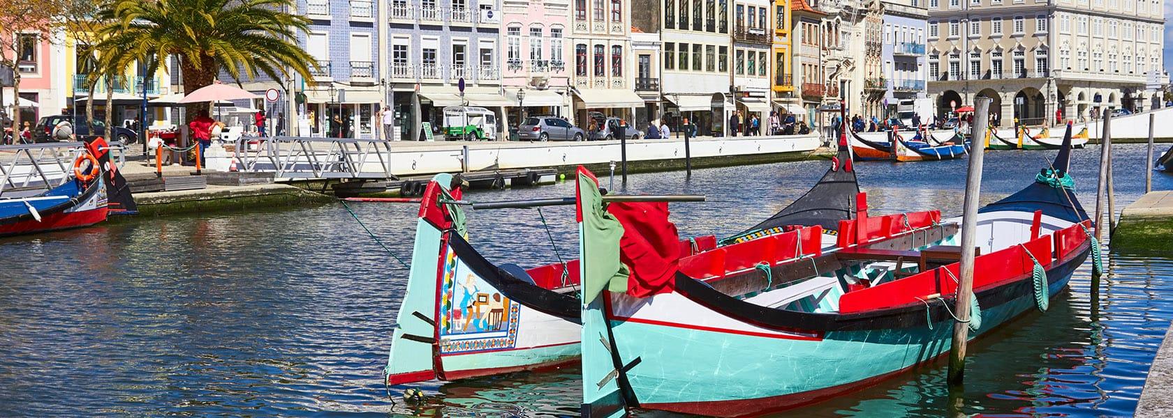 Coimbra e Aveiro